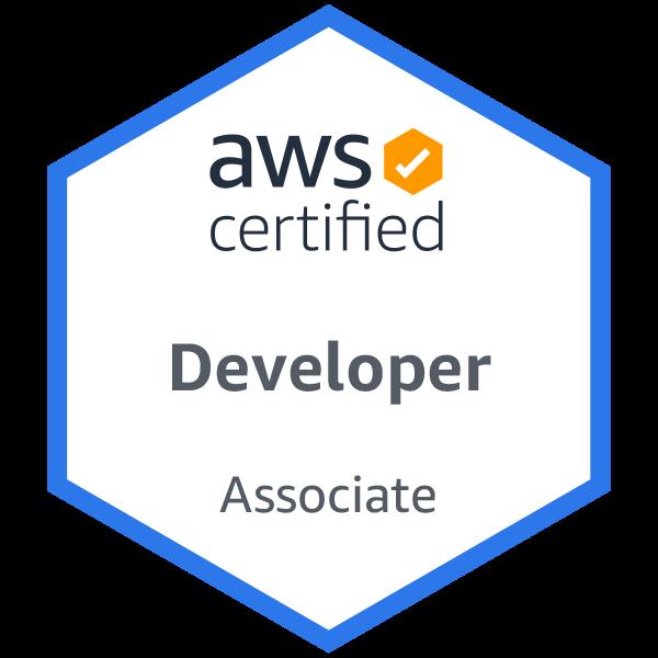 Amazon Certified Developer