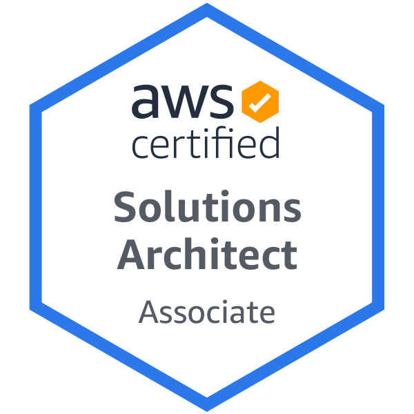Amazon Certified Solution Architect